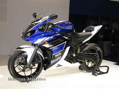 Hoodie Yzf 25 Yamaha yamaha yzf r25 production model spotted almost production ready