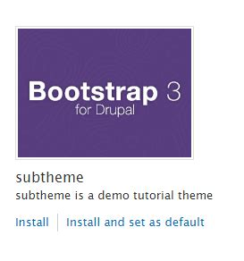 tutorial bootstrap drupal how to create a drupal 8 bootstrap subtheme
