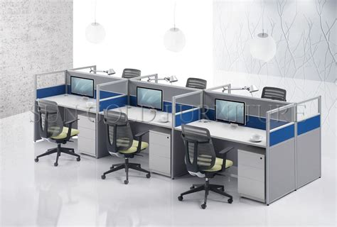 Office Furniture Cubicle Desk Contemporary Office Furniture Small Office Cubicle With Wooden Finished Sz Ws426 Buy Small