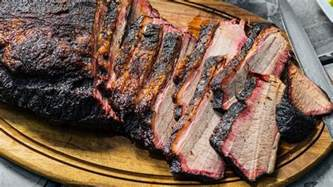recipe smoked brisket