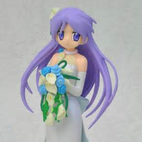 Sega Prizes Lucky Kagami Misb lucky ex summer wedding figure hiiragi kagami only