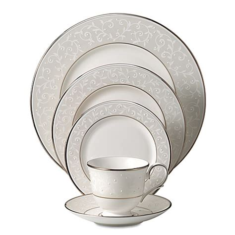 Bed Bath Beyond Com Lenox 174 Opal Innocence Dinnerware Collection Bed Bath