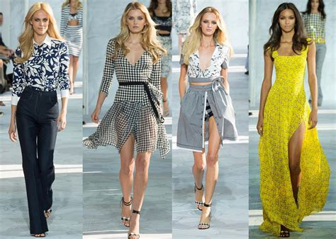 spring womens styles new york fashion week spring summer 2015 i like