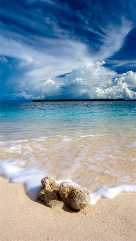 wallpaper for android beach 10 cool beach wallpaper for android designs project 4