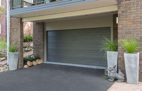garage door frame  homes  gardens