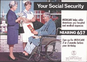 section 24 social security act medicare poster