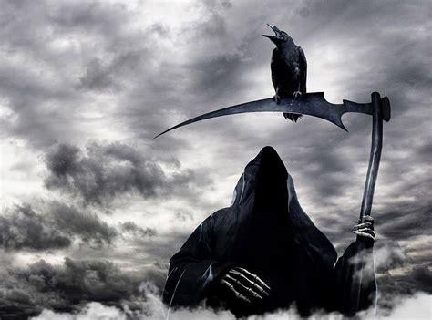 morte in i corvi e la morte ilparanormale