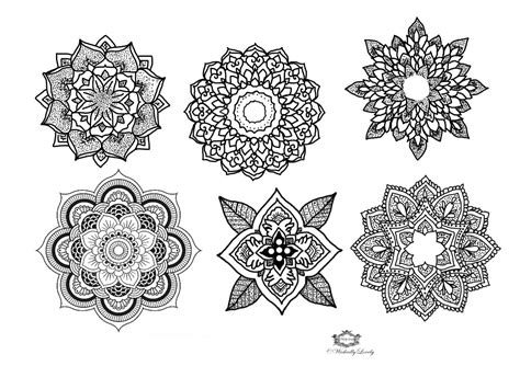 mandala flower tattoo 45 best mandala tattoos designs