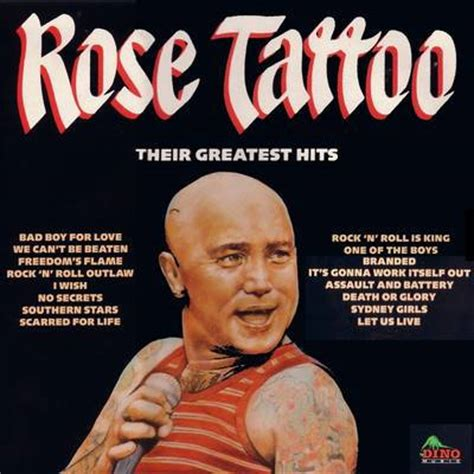 rose tattoo mp3 their greatest hits reviews and mp3