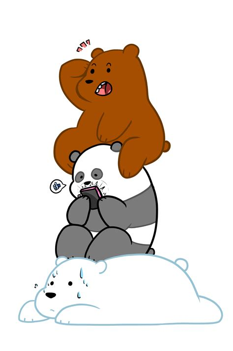 We Bare Bears Baby Iphone All Hp we bare bears wallpapers wallpaper cave