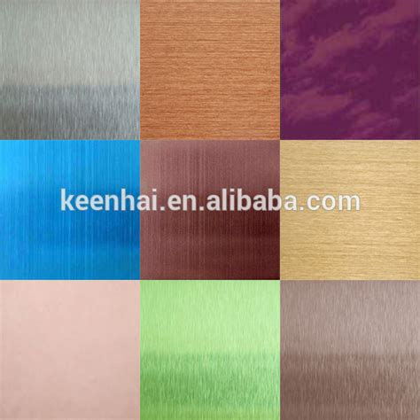 colored sheets of metal free image 1 0mm stainless steel 4x8 colored decorative metal sheets