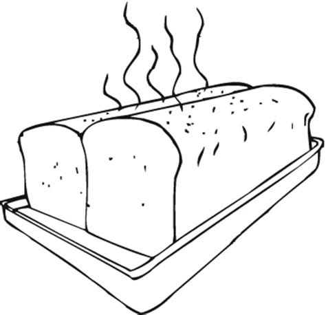 loaf of bread coloring page 171 free coloring pages