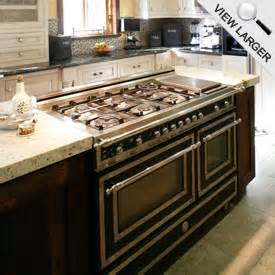 range in kitchen island bertazzoni heritage series ranges and hoods the official of elite appliance