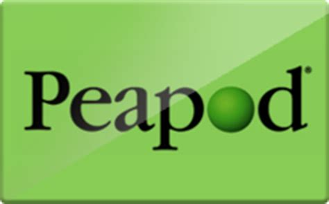Peapod Gift Card - buy peapod grocery gift cards raise