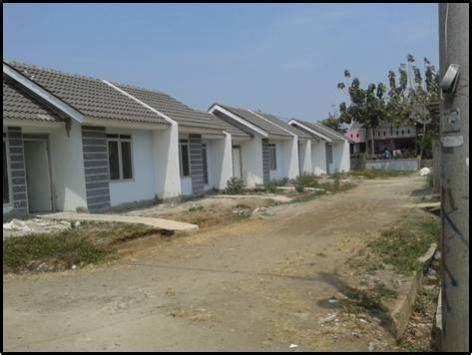 rumah  dijual murah bukit mangun jaya tambun bekasi rumah  bekasi
