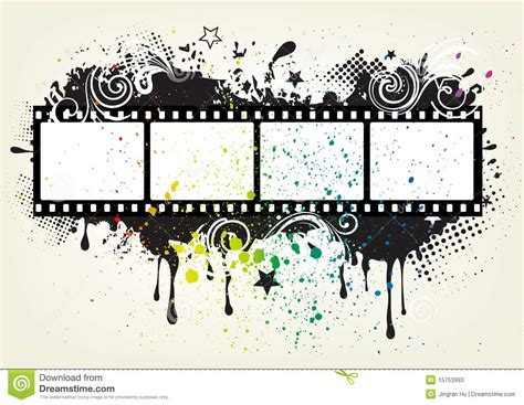 what is themes in film movie theme element stock vector image of creative movie