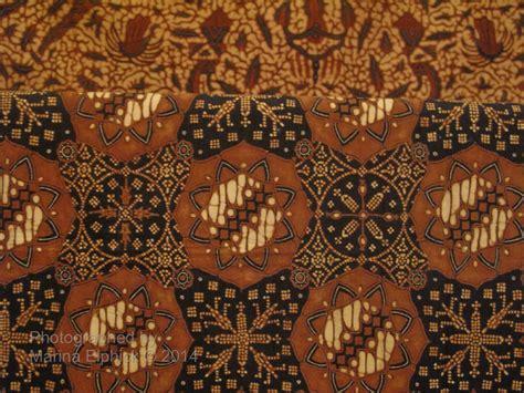 Batik Danar Hadi Yogyakarta nitik the batik route