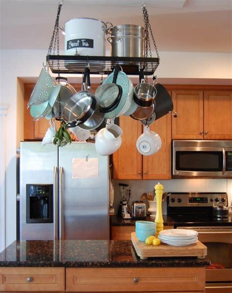 25 best ideas about pot rack hanging on pinterest pot overhead pots and pans rack my pot rack riggins design