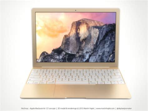 Macbook Air 12 Inch Gold apple so k 246 nnte das 12 zoll macbook air in gold aussehen notebookcheck news