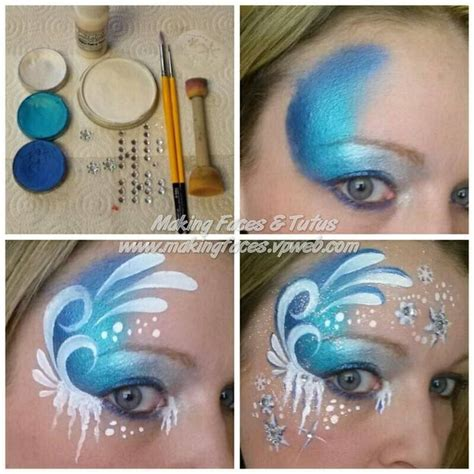 watercolor tutorial face 25 best ideas about face painting tutorials on pinterest