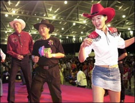 swing dance singapore world s largest line dance event singapore newpaper