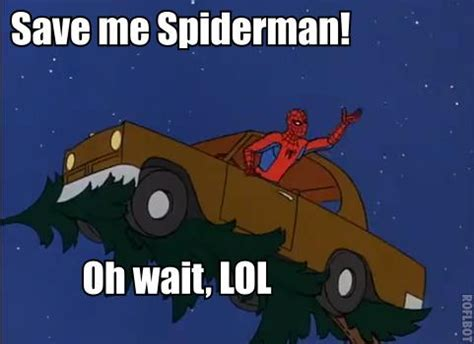 Spiderman Cartoon Meme - spiderman meme by scraftymatt on deviantart