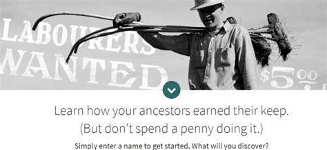 Free Access To Records Free Access At Ancestry To Occupational Records Labor Day Weekend