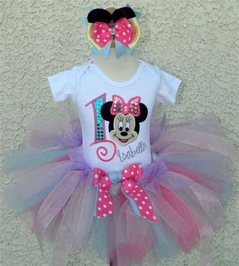 minnie mouse aqua everything minnie mouse birthday outifts pettiskirts