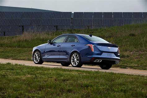 Cadillac Ct4 2020 2020 cadillac ct4 v look sharper edge engines