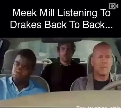 Meek Mill Memes - meek mill vs drake these memes back to back will crack u