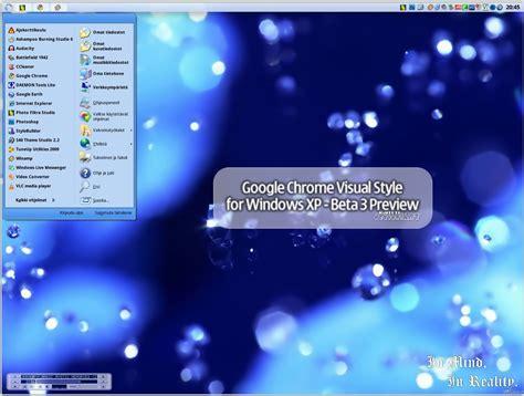 google theme xp google chrome themes download free for xp
