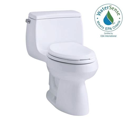 comfort height kohler gabrielle comfort height 1 piece 1 28 gpf single