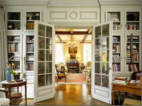 white traditional home library design idea id793 modern