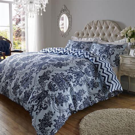 damask print comforter 200tc cotton rich damask print duvet quilt cover double