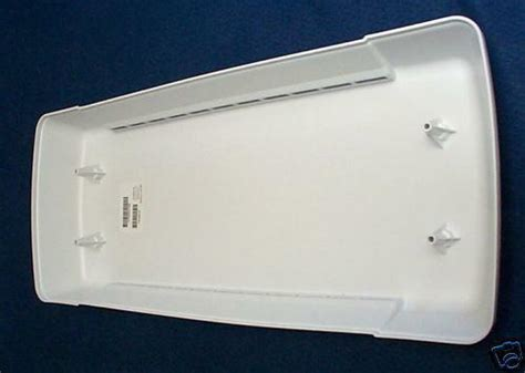 Dometic 3103634022 Rv Refrigerator Roof Vent Lid Cover Ebay Ebay Cover Photo Template