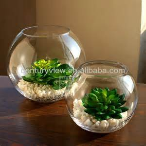 showpiece for home decoration glass fish bowl wholesale pine framed decorative living room mirror showpieces for