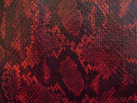 printable fabric vinyl red snakeskin print vinyl fabric