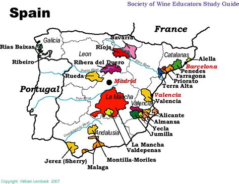 Spain Wine Map by Wine Peeps A Wine Blog Private Tasting Rioja Wine Peeps