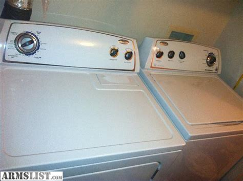 Whirlpools For Sale Armslist For Sale Trade Whirlpool Washer Dryer New