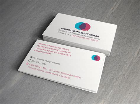 Business Card Templates For Psychologists by Psychology Business Cards Inspiration Cardfaves