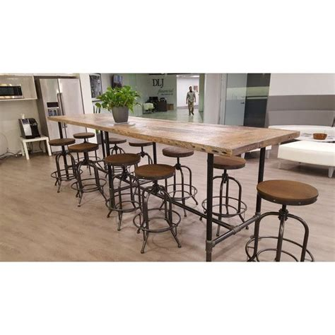 Bar Height Conference Table Best 25 Bar Height Table Ideas On Bar Tables Kitchen Table And Bar Height