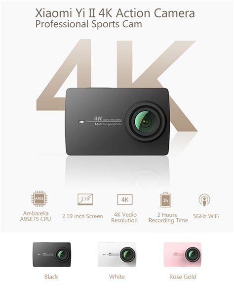 Pasaran Gopro Xiaomi xiaomi yi 4k diumumkan harga di malaysia
