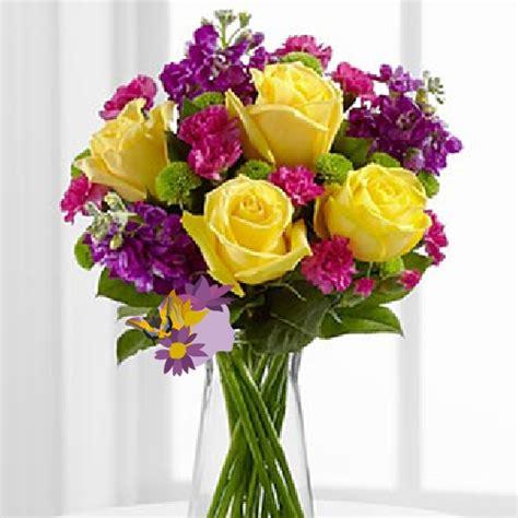 mazzo di fiori buon compleanno buon compleanno eflora shop