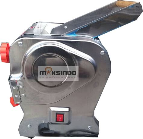 Mesin Mie mesin cetak mie mks 220ss roll dan moulding stainless