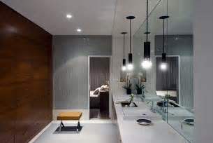 Modern Bathroom Design Lighting Ultra Modern Bathroom Lighting Decoist