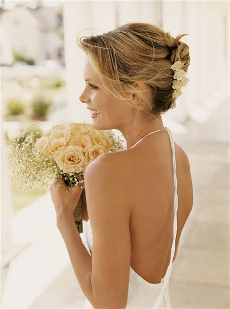 on how to prepare your wedding day hair hello