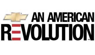 chevrolet an american revolution taglines slogans