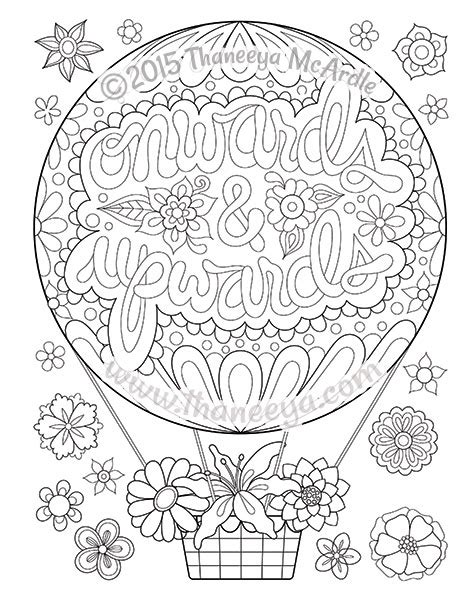 good vibes coloring book pages good vibes coloring book by thaneeya mcardle thaneeya com