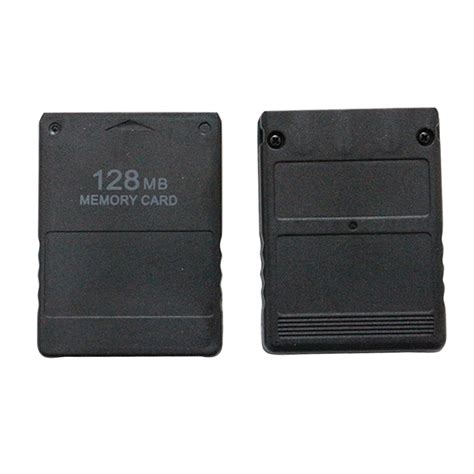 Memori Card Ps2 16mb Hitam 8mb 16mb 32mb 128mb memory card store card for sony
