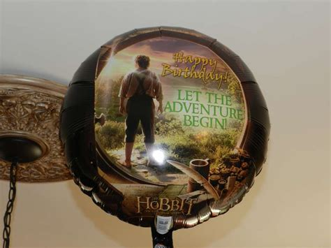 hobbit lord   rings birthday party ideas photo